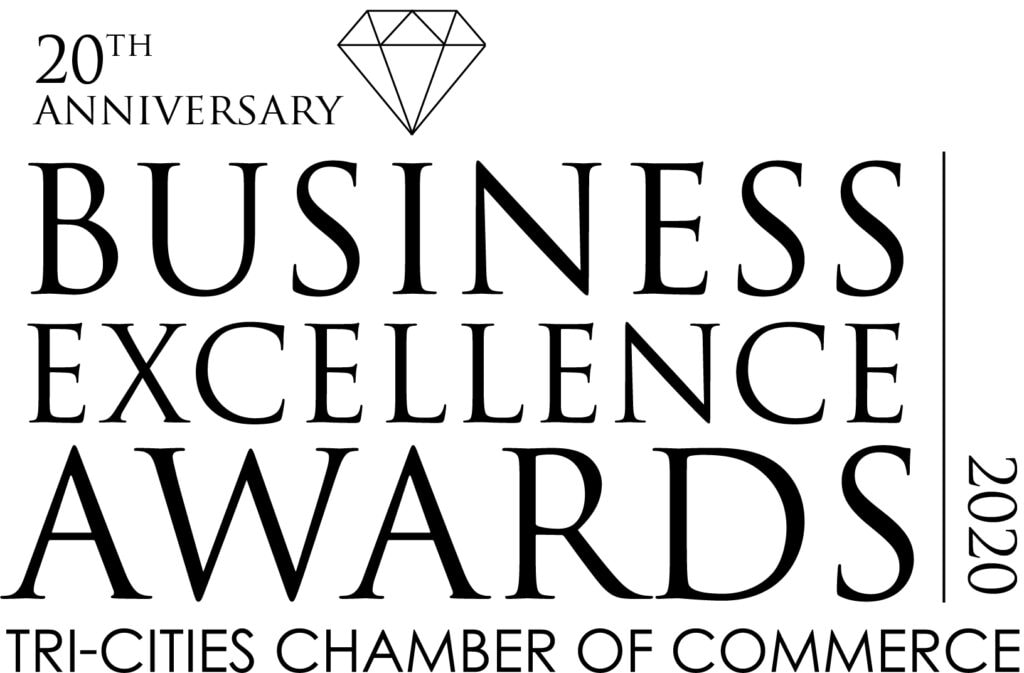 2021 Business Excellence Awards - Tri-Cities Chamber of Commerce